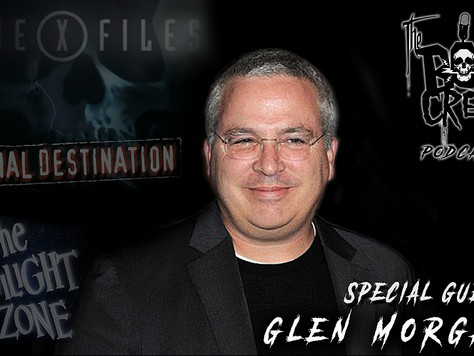 The Boo Crew Heads to Another Dimension on Episode 46 with Writer, Director, Producer Glen Morgan!