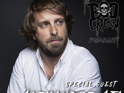 The Boo Crew Takes a Deep Dive with 'CRAWL' Director and Producer Alexandre Aja!