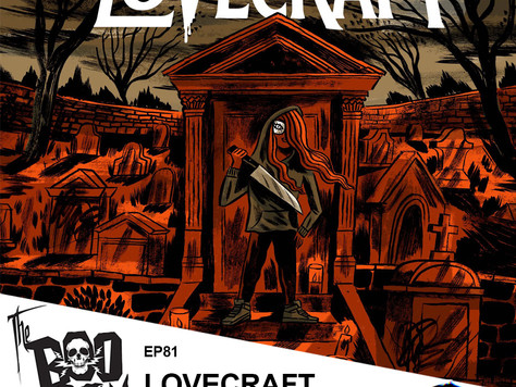 The Boo Crew Hands Out More Halloween Treats with Special Guest LOVECRAFT