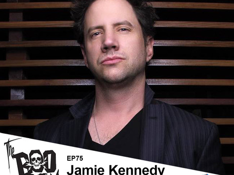 Everybody's a Suspect when Jamie Kennedy Visits The Boo Crew!