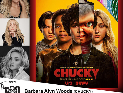 The Boo Crew Chat with Family of Actors Barbara Alyn Woods, Alyvia Alyn Lind and Natalie Alyn Lind
