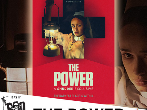 The Boo Crew Turn Off the Lights and Hang out with 'THE POWER' Writer & Director Corinna Faith