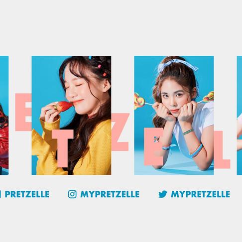 "PRETZELLE กับ [ Official MV ] ""ไหวมั้ย"" (Never Give Up)"