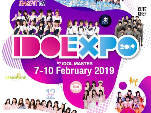 """Idol Expo 2019 by IdolMaster"" #IdolExpo2019 #theoceannews"