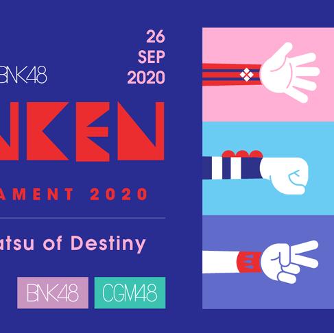 BNK48 JANKEN Tournament 2020  -The Senbatsu of Destiny-