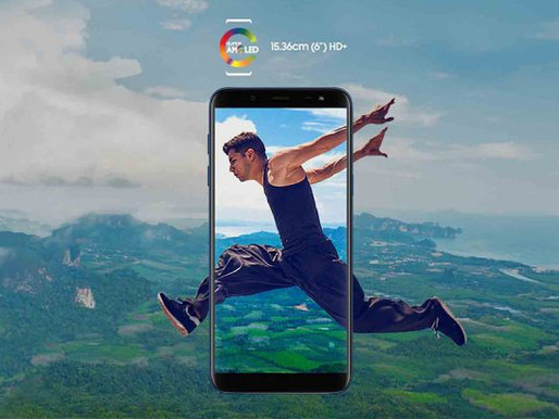 Samsung Galaxy J8 x BNK48