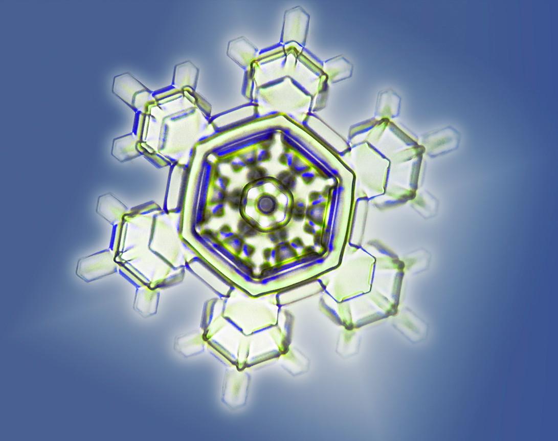 Wasserkristall_Watercrystal