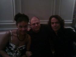 Jonathan Badichi Trio