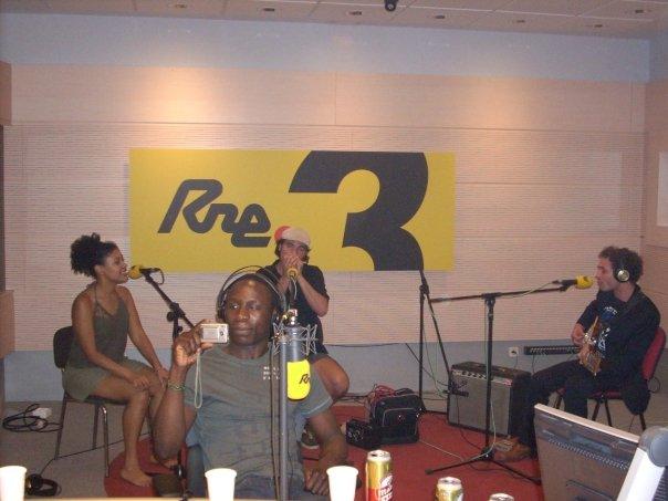 Reyes de K.O. Spanish National Radio