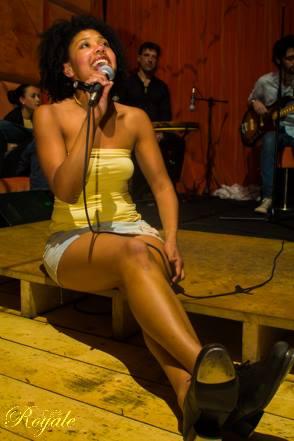 Vocalist Tapper