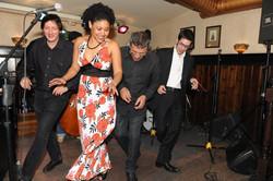Even The Musicians Dance