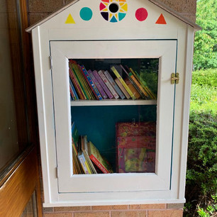 Our own little library