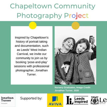 Our Pose and Play Project is happening next week!