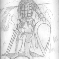 Evan Lam - Russian Warrior