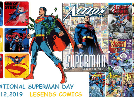 National Superman Day 2019