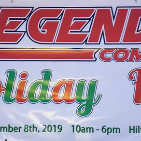 1st Annual Legends Holiday Comic Fest 2019