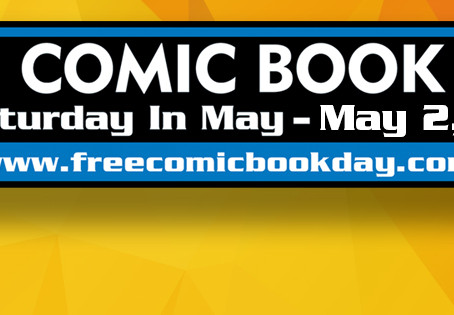 Free Comic Book Day (FCBD) 2020
