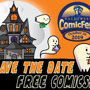 Halloween ComicFest 2019