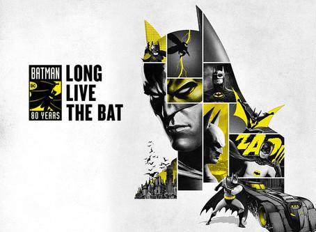 Celebrating Batman's 80th Anniversary ALL YEAR!