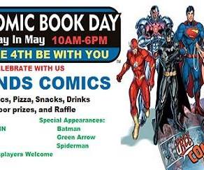 Free Comic Book Day (FCBD) 2019
