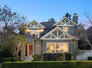 San Mateo English Country Home