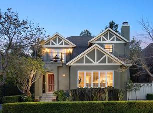 San Mateo English Country Home