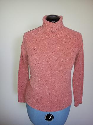 Burnt Orange Sweater Size L