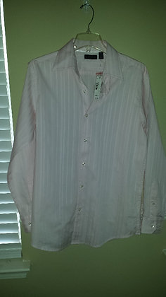 J. Ferrar dress shirt Size M