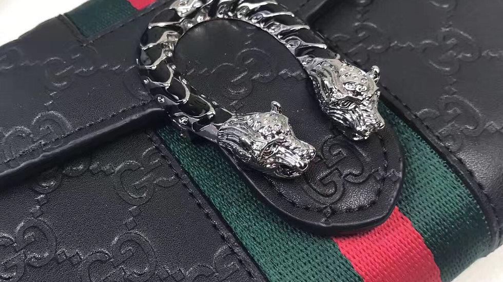 Gucci Arm Bag w/ chain straps