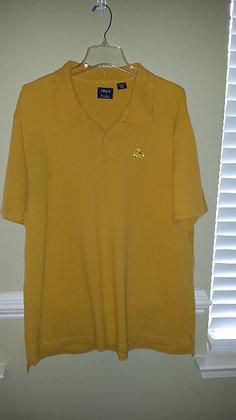 Izod gold short sleeve polo shirt Size 2X