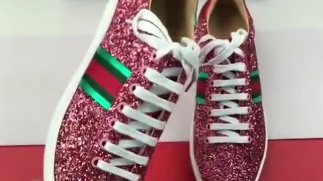 Gucci Candy Coated Tennis