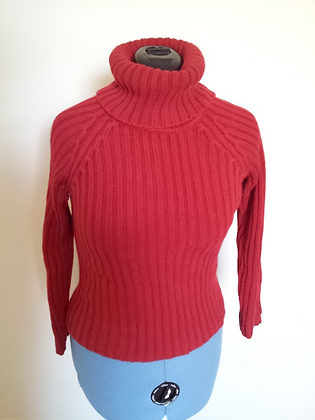 Red Sweater Size M