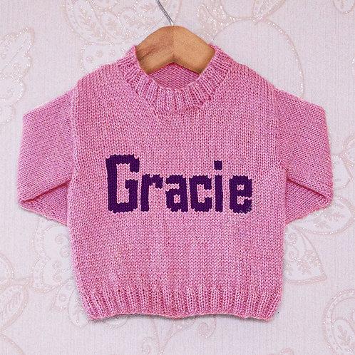 Gracie Moniker - Chart Only