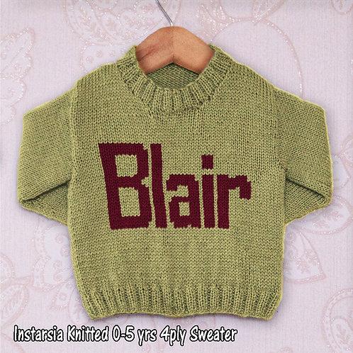 Blair Moniker