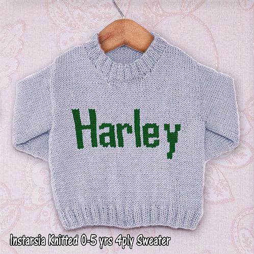 Harley Moniker