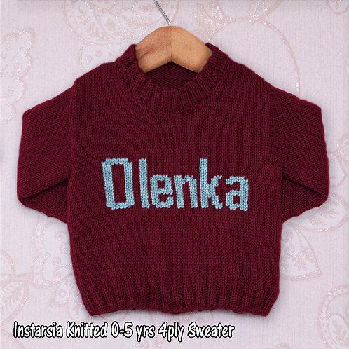 Olenka Moniker - Chart Only