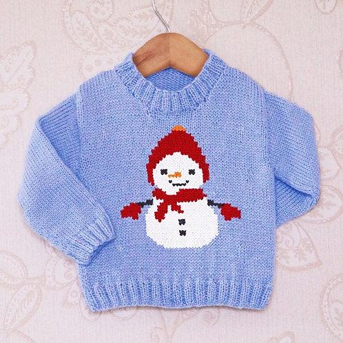 Snowman - Chart Only