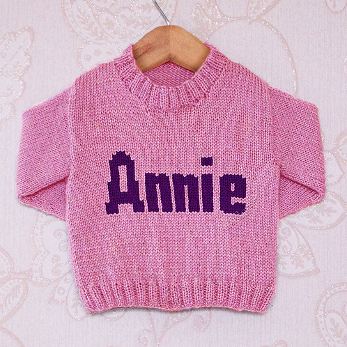 Annie Moniker - Chart Only