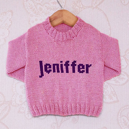 Jeniffer Moniker - Chart Only