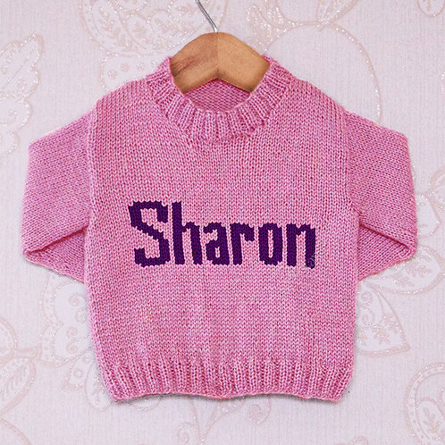 Sharon Moniker - Chart Only