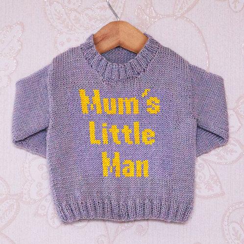 Mum's Little Man - Chart Only