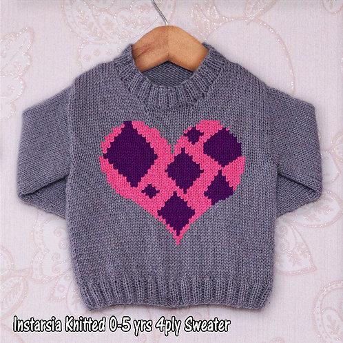 Heart of Diamonds - Chart Only