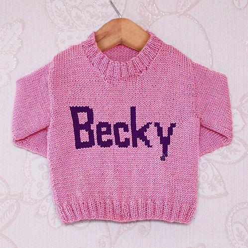 Becky Moniker - Chart Only