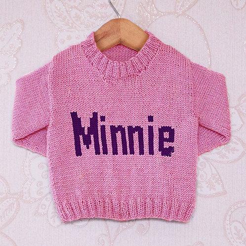 Minnie Moniker - Chart Only