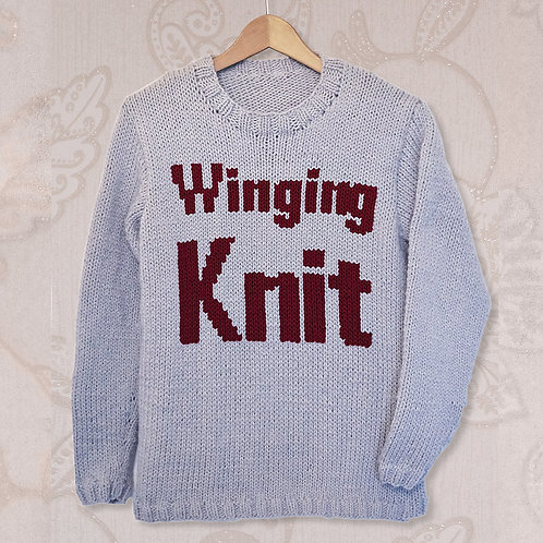 Winging Knit - Chart Only