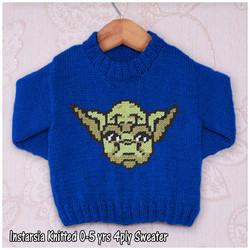 Fanart - Star Wars - Yoda - 01 - 4ply Ba