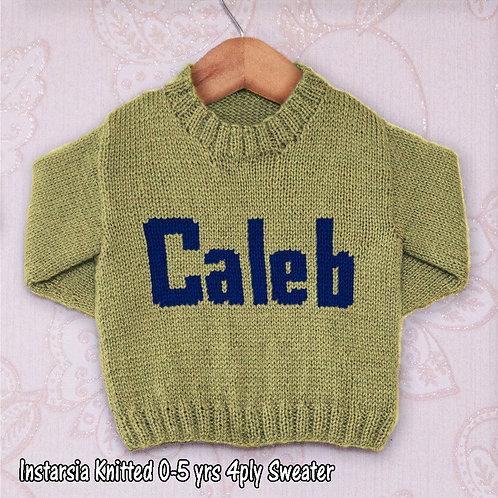 Caleb Moniker