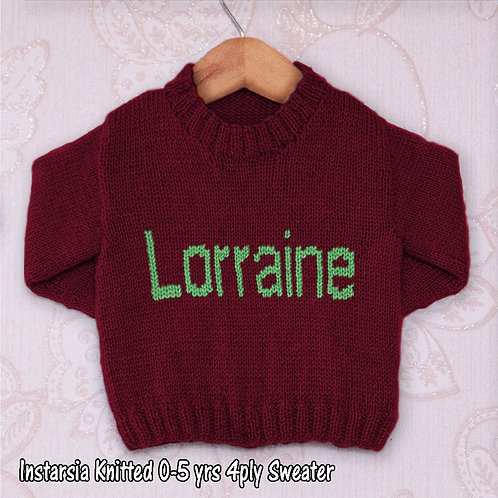 Lorraine Moniker - Chart Only