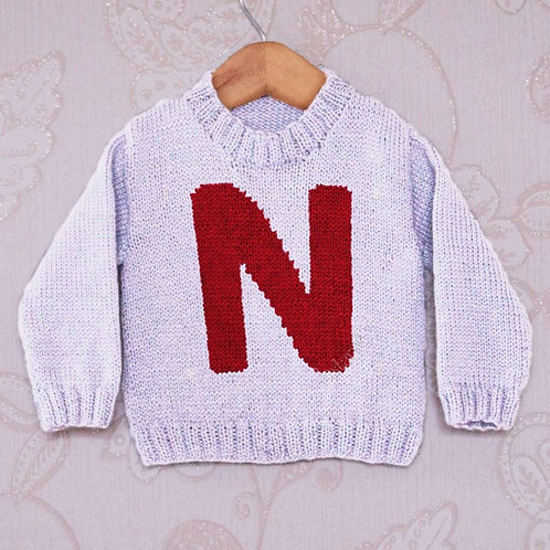 Letter N - Chart Only