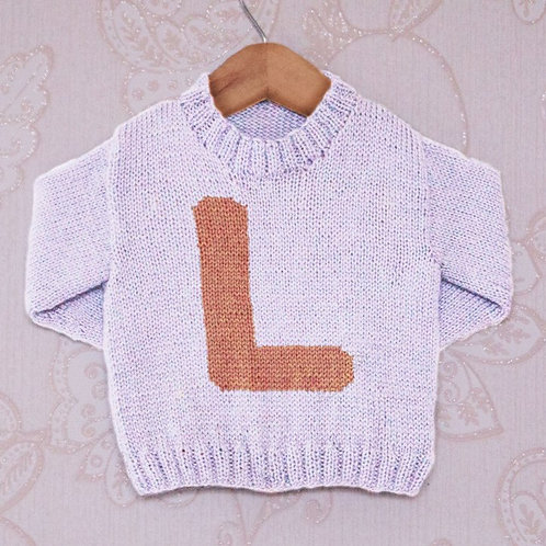 Letter L - Chart Only